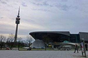BMW Welt en Múnich