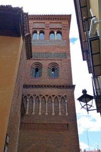 Torre de San Pedro en Teruel