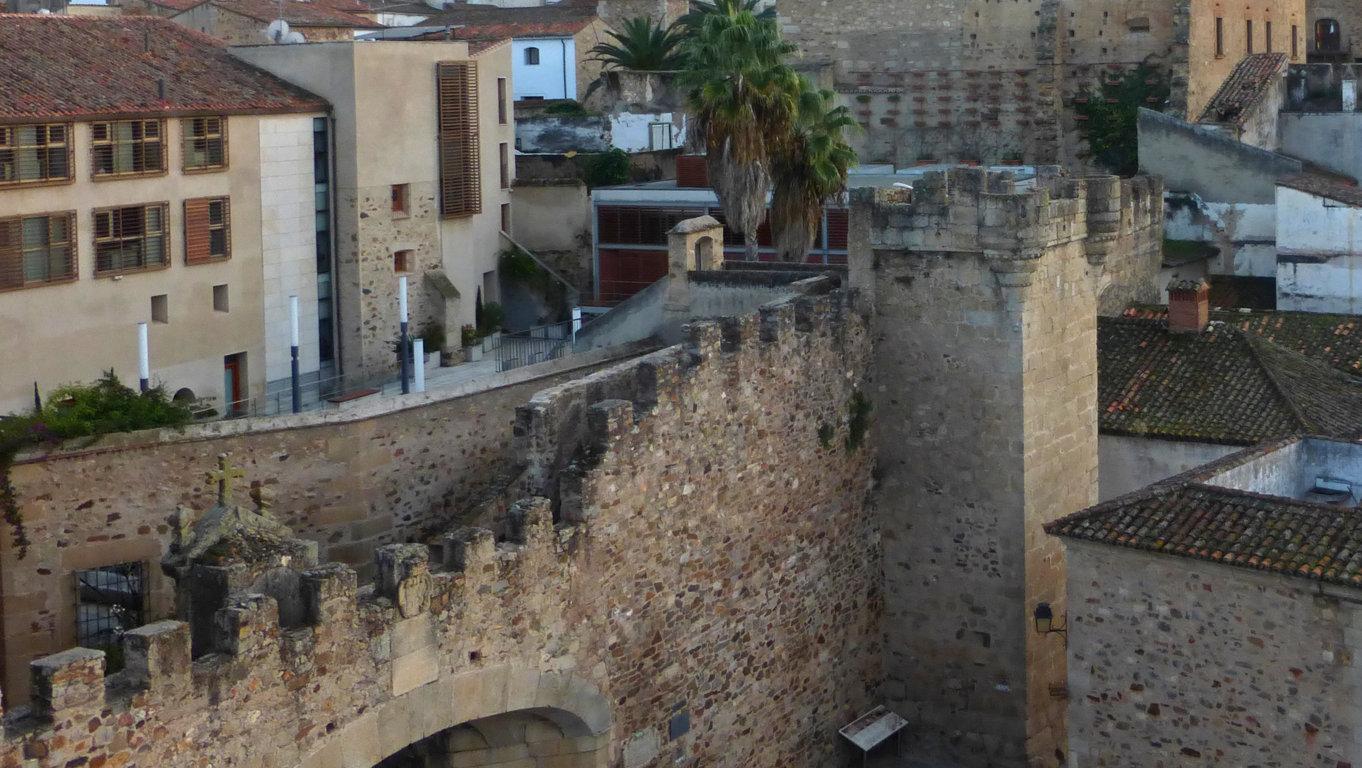 Torres de la Muralla de Cáceres