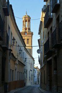 Torre del Teatro Lope de Vega de Ocaña