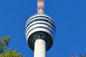 Plataforma de observación de la Torre de Televisión de Stuttgart