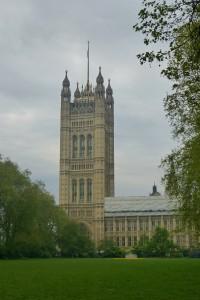 Torre Victoria del Palacio de Westminster