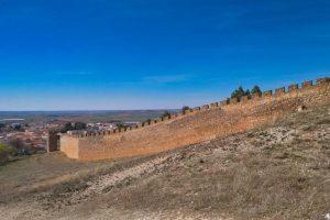 Torre albarrana de la Muralla de Belmonte