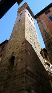 Torre de las Horas de Lucca