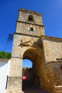 Torre de la Iglesia de Santa Trinidad