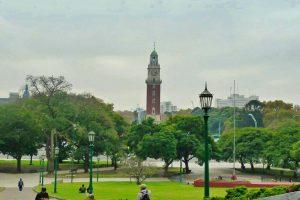 Torre Monumental, antigua Torre de los Ingleses