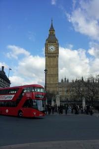 Torre del Reloj o Big Ben