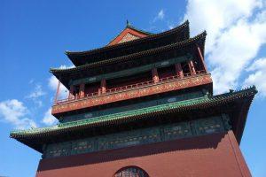 Torre del Tambor de Pekín