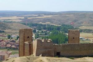 Torres del Castillo de Molina de Aragón
