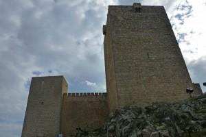 Torre del Homenaje del Castillo de Santa Catalina de Jaén