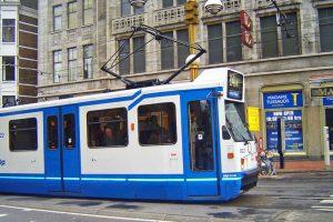 Tranvía, el medio de transporte más utilizado para moverse por Ámsterdam