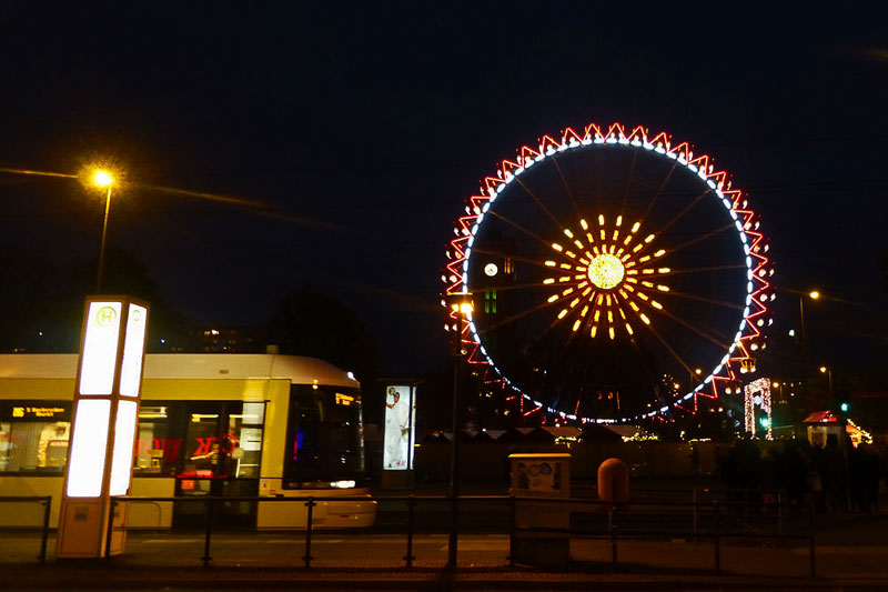 Tarjetas turísticas de Berlín
