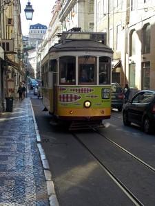 Tranvía de Lisboa, cómo moverse por Lisboa