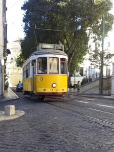 Tranvía de Lisboa, transporte público de Lisboa
