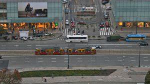El Tranvía es el medio de transporte más rápido y fiable para moverse por Varsovia