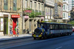 Tren de las Termas, la mejor opción para recorrer la ruta de las termas de Orense
