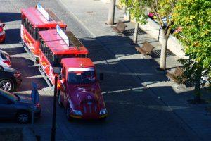 Tren turístico, la forma más pintoresca de moverse por Cuenca