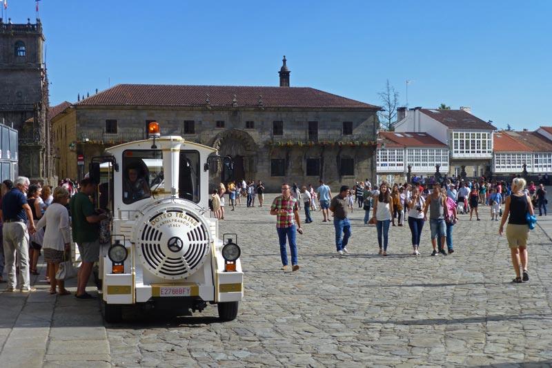 Cómo moverse por Santiago de Compostela