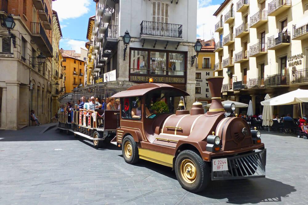Transporte de Teruel