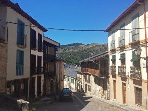 Calles de Villafranca del Bierzo