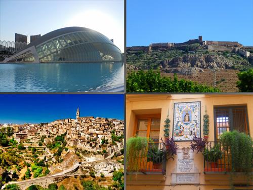 Guías de turismo con todo lo que hay que ver y hacer en la provincia de Valencia