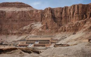 Templo de Hatshepsut, dedicado a la primera reina-faraón