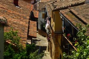 Arquitectura tradicinal de Valverde de la Vera