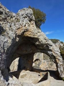 Ventano del Diablo en Cuenca