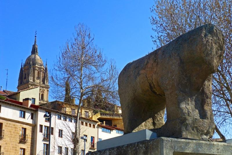 Sitios de interés de Salamanca