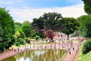 Villa Adriana es uno de los complejos arqueológicos más famosos de la Antigua Roma.