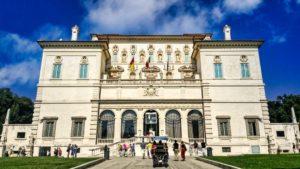 Villa Borghese, acoge uno de los museos de arte más importantes de Roma