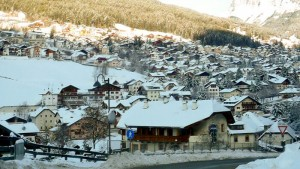 Villa de montaña en las Dolomitas