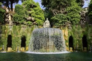 Jardines de la Villa de Este. Foto de Nicolas Vollmer