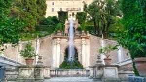 Villa del Este en Tívoli, una visita imprescindible cerca de Roma