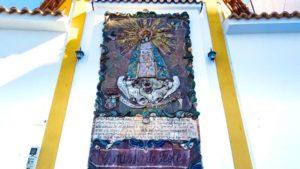 Virgen del Sufragio, patrona de Benidorm