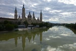 Basílica de Nuestra Señora del Pilar, el principal monumento religioso de Zaragoza