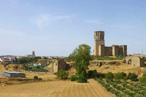 Belalcázar a los pies del Castillo de los Sotomayor