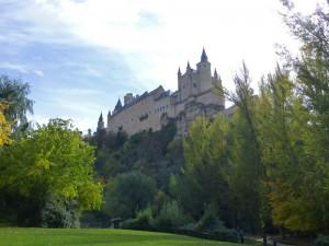 Alcázar de Segovia, uno de los castillos más bonitos de España