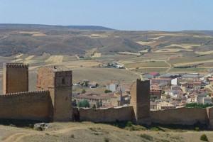 Castillo de Molina de Aragón, construido por la familia de los Lara