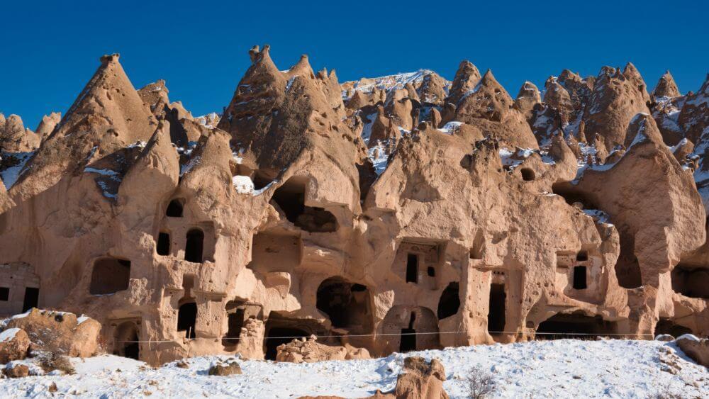 Capadocia, una de las regiones más bellas y visitadas de Turquía