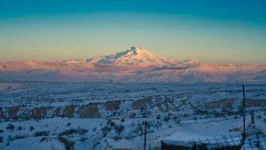 Capadocia a los pies del volcán Erciyes