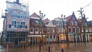 Casas tradicionales de Volendam