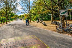 Vondelpark, el parque más grande y visitado de Ámsterdam