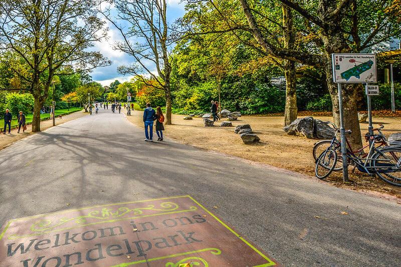 Parques de Ámsterdam