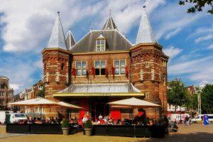 Waag, el edificio no religioso más antiguo de Ámsterdam