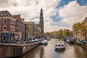 Westerkerk, la iglesia protestante más grande de Ámsterdam