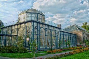 Parque Zoológico y Jardín Botánico Wilhelma en Stuttgart