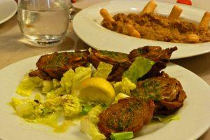 Zarajos y morteruelo, platos típicos de la gastronomía de Cuenca