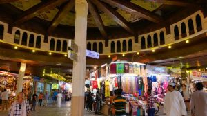 Zoco de Mutrah, el lugar ideal para comprar recuerdos y souvenirs de Mascate