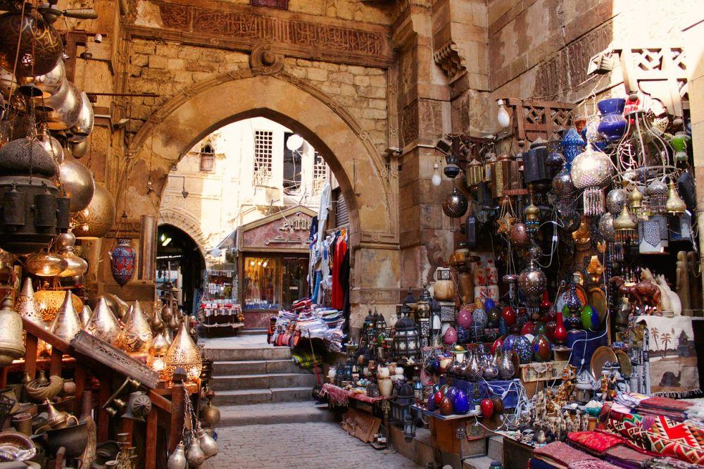 Qué comprar en El Cairo, regalos, recuerdos souvenirs y productos típicos de Egipto
